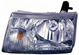 Depo 330-1112L-AS Ford Ranger Driver Side Replacement Headlight Assembly