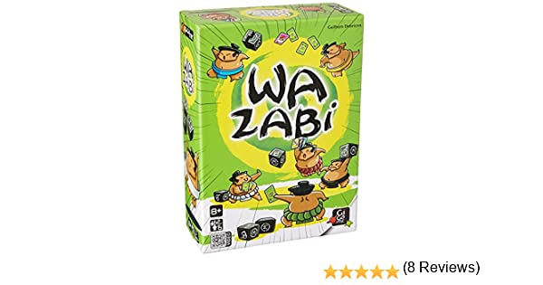 Wazabi Board Game: Amazon.es: Bebé