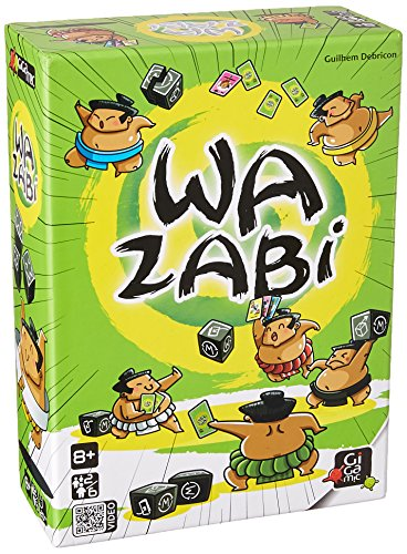Wazabi Board Game