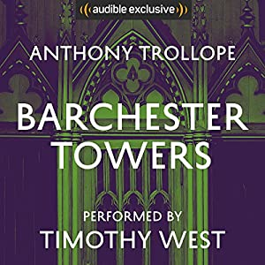 Barchester Towers Audiobook
