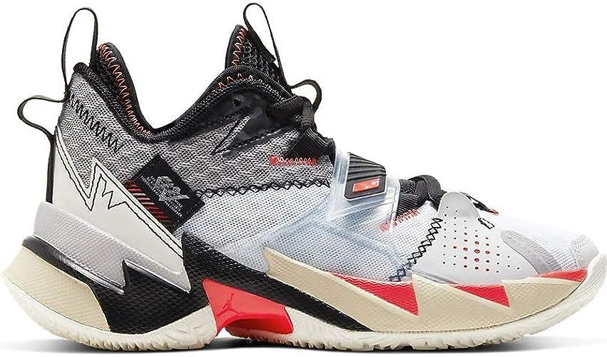Nike Jordan Why Not Zer0.3 (GS), Chaussure de Basketball