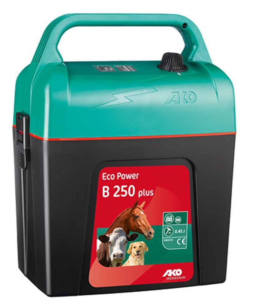 AKO Eco Power B 250 plus 9V Batteriegerät