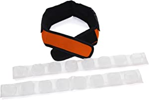 FlexiFreeze Cooling Collar, Orange