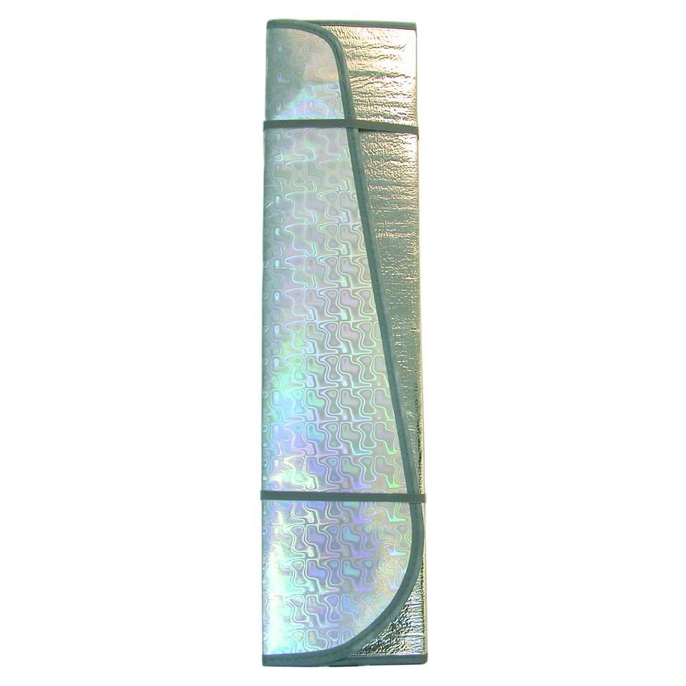 CARPOINT 2610057 Parasole, 145X80 cm, Pieghevole con Schermo Frontale
