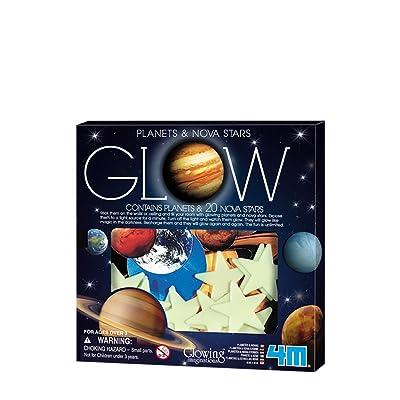 4M- Súper Nova Brillante y Planetas de Papel, (00-5635): Juguetes y juegos