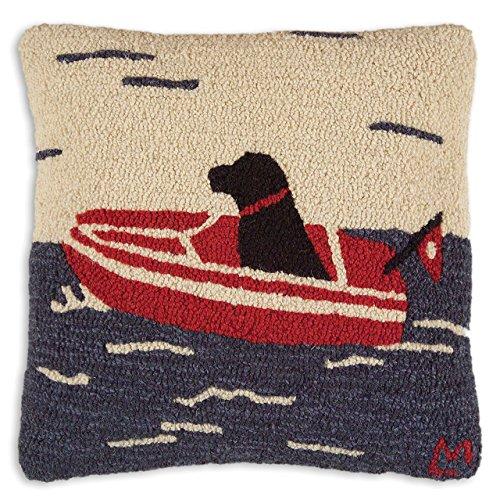 Chandler 4 Corners Sea Dog 18 Pillow