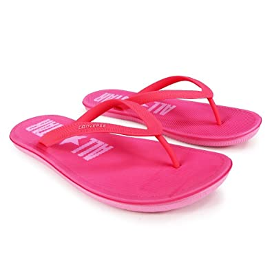 Converse Ladies Sandstar Thong Flip Flops (UK 2)  Amazon.co.uk ... 50f3af700