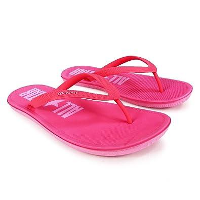 c1da16efe64f Converse Ladies Sandstar Thong Flip Flops (UK 2)  Amazon.co.uk ...