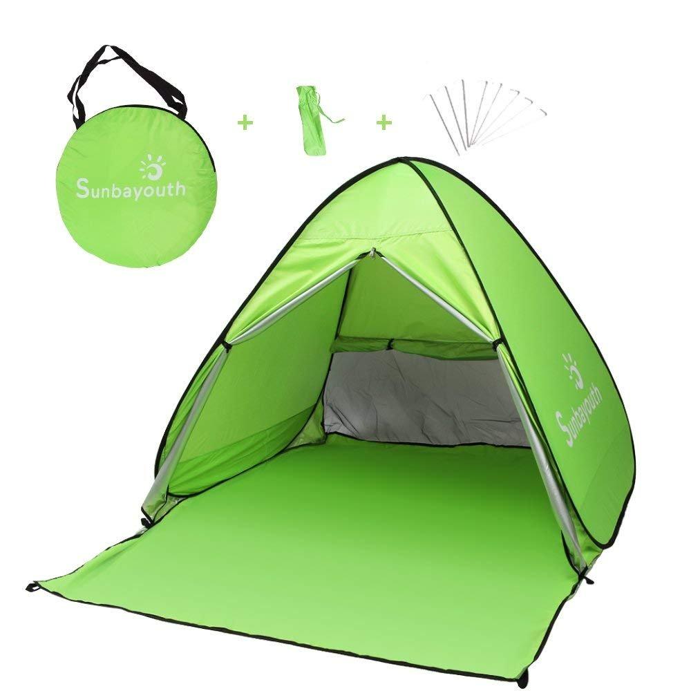 Genji Sports Self Expanded Screen Tent by Genji Sports   B00183N8S4