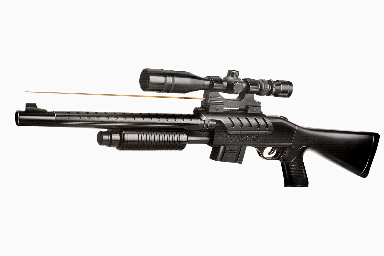 Buy Toyshine High Grade 30 Sniper Bb Bullet Gun Toy With Laser 1