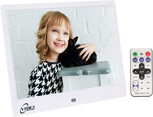 Digital Picture Frame 10 Inch Photo Frame Smart Picture Frames Friends and Family Video Music Touch Key