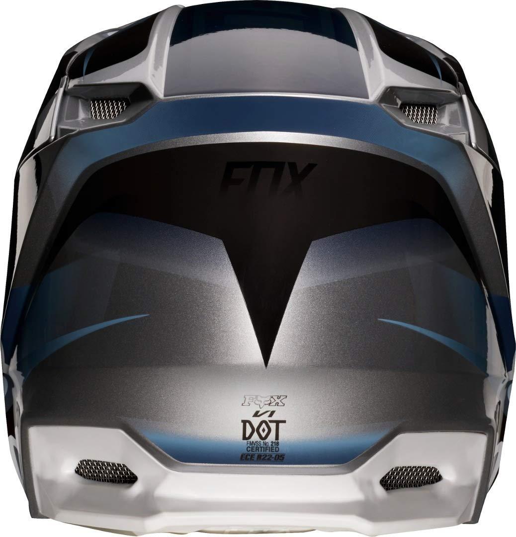 Fox Kids Helm V1 Blau Gr L