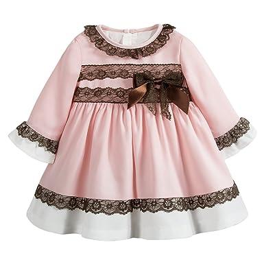 e3dd872a09d8 Toddler Girl Dresses 0-3 Months Imperial Little Girls Dresses Birthday Dress  for Half Year