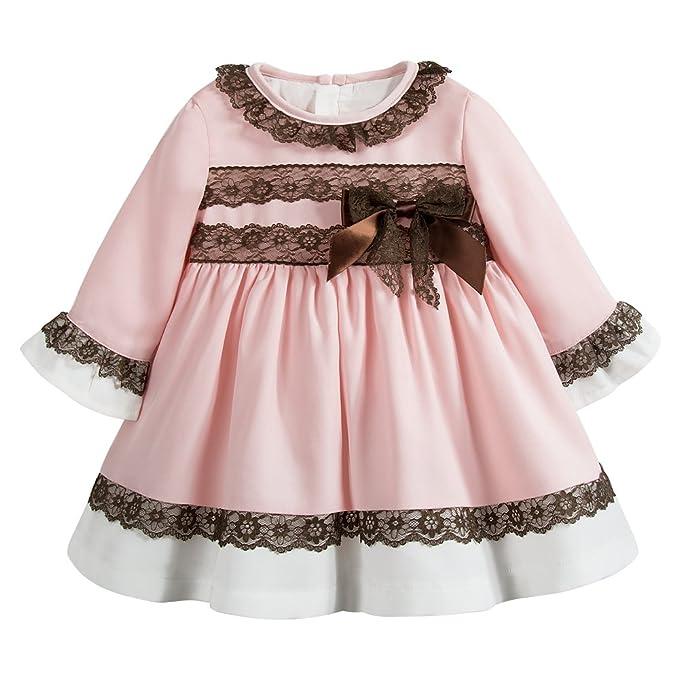 Amazon.com: mubenshang para niña vestidos Little Girl ...