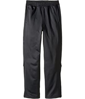 Nike Kids/' THERMA ELITE STRIPE Basketball Sweatpants Cool Grey 803773-071 a