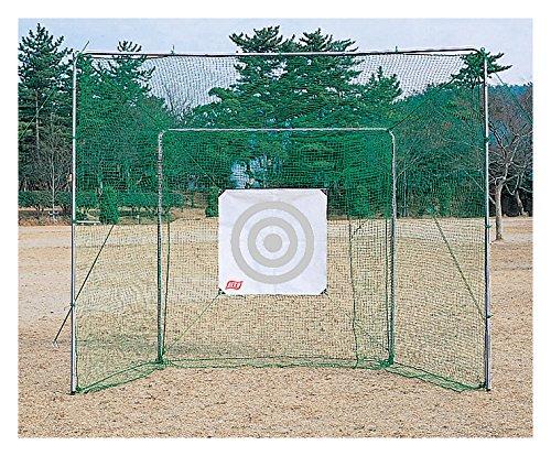 ライト(LITE) ゴルフ練習ネット ゴルフネット ゲート型 (スペシャルM) M-62 サイズ : 前巾3.0、前高2.5、奥巾2.0、奥高2.0、奥行1.5、下タレ0.2m サイズ : 前巾3.0、前高2.5、奥巾2.0、奥高2.0、奥行1.5、下タレ0.2m   B016ODL29Y