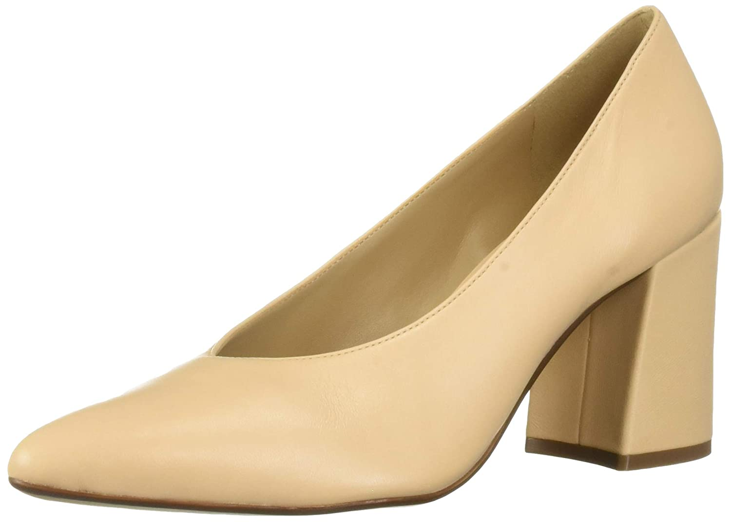 Soft Nude Naturalizer Womens Hope Pump