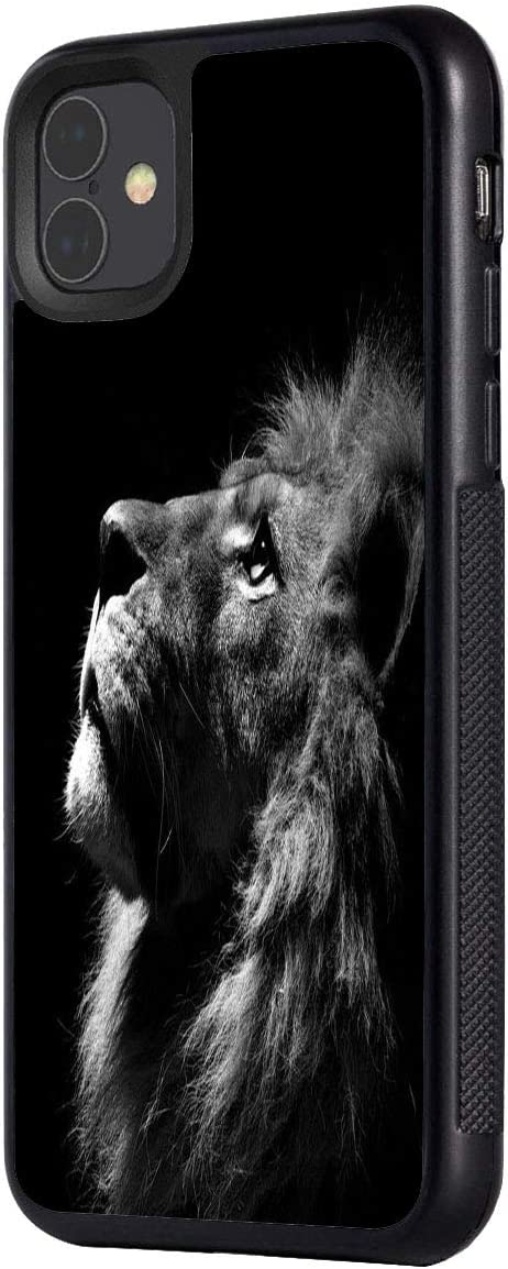 Amazon Com Iphone 11 Pro Max Case Boslive Thinking Lion Background Design Tpu Slim Anti Scratch Protective Cover Case For Iphone 11 Pro Max 6 5 Inch 2019