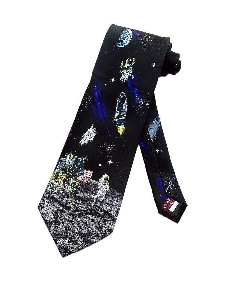 MUSEO de artefactos de Luna alunizaje Apollo 11 corbata de los ...