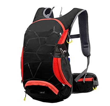REPHYLLIS Outdoor Professional Cycling Backpack 15L Nylon Ultra-light  Waterproof Bicycle Rucksack Riding Climbing Bag 22bd5e6b8
