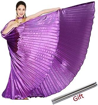 Falda de Ballet Danza del Vientre ISIS Wings Accesorio De Danza ...