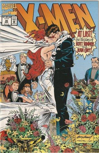 X-Men #30 The Wedding of Jean Grey and Scott Summers March - Fabian Grey