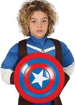 NET TOYS Escudo de capitán américa para niño - 32cm - Increíble ...