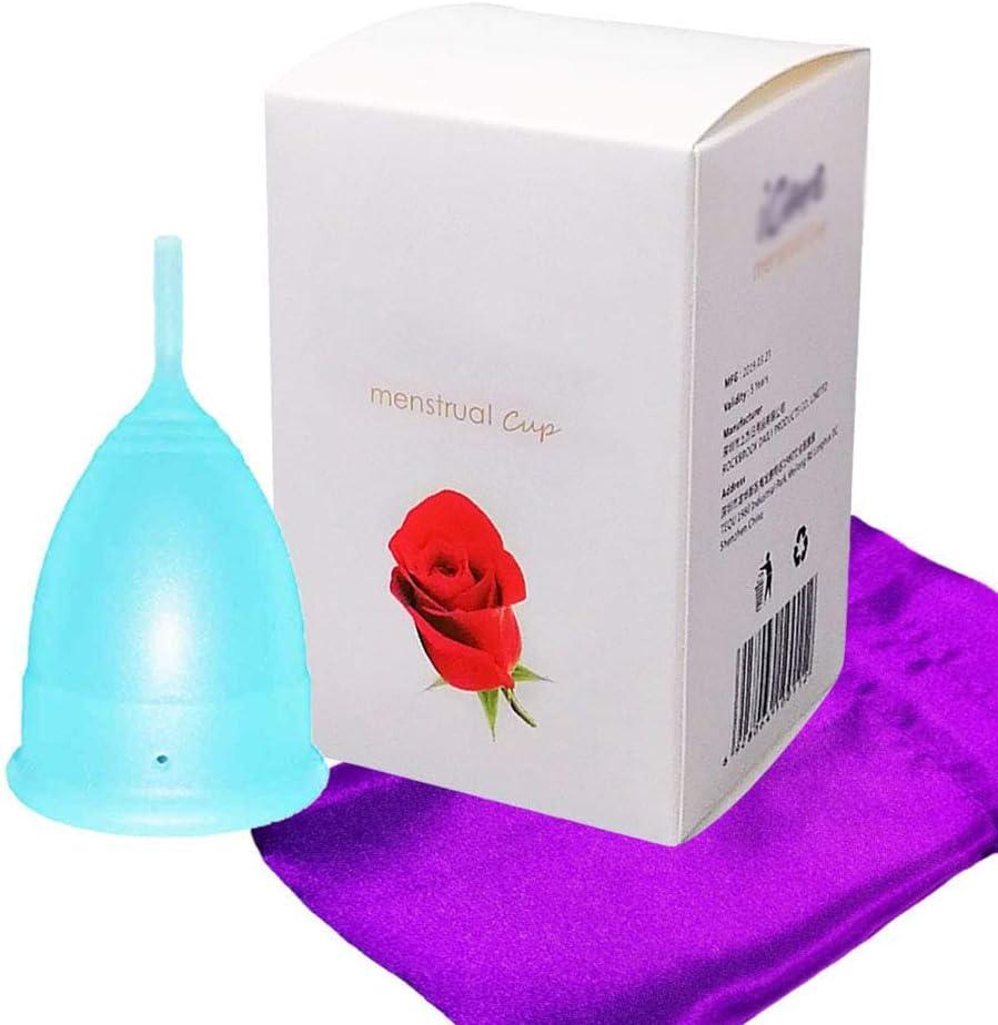 Salud Cuidado íntimo personal Copa menstrual Reutilizable ...