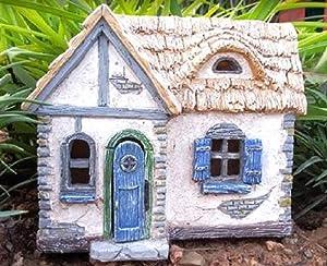 Fairy Piper Ridge House, Fairy Garden House, Fairy Home, Miniature Cottage