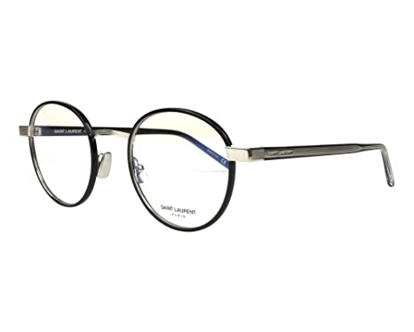 2e1ea6cce3 Image Unavailable. Image not available for. Color  Eyeglasses Saint Laurent  SL ...