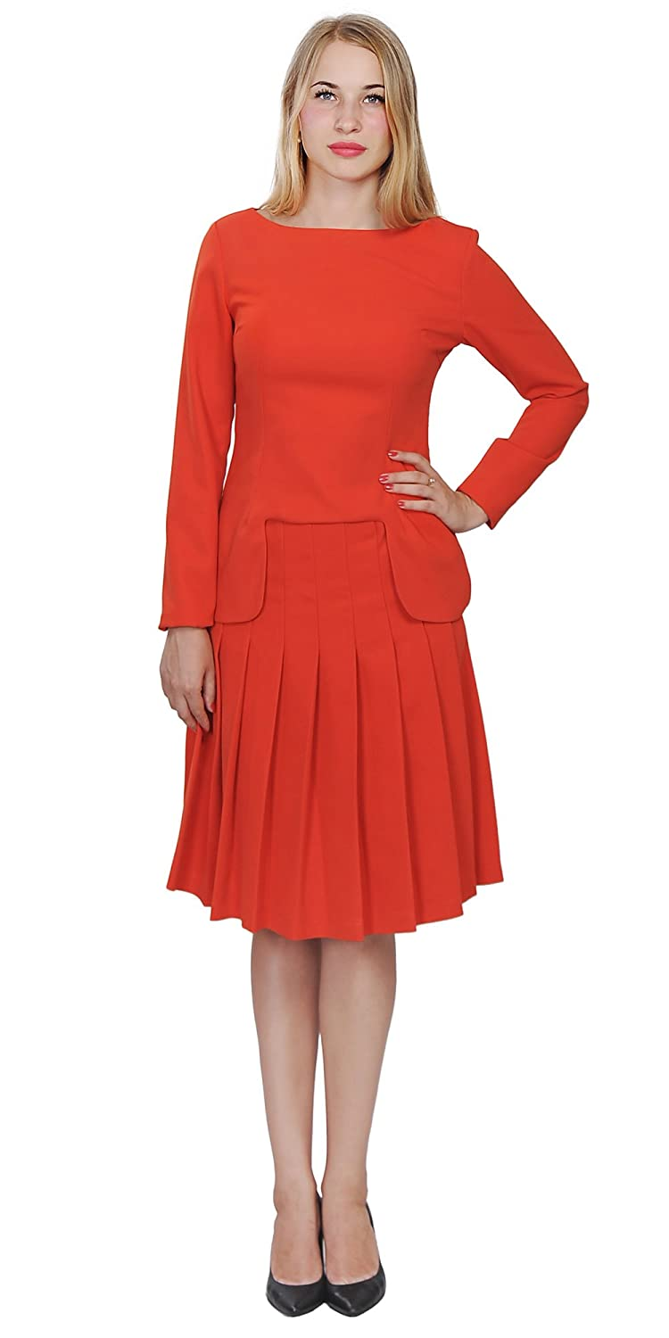 marycrafts Womens Church Office Business Skirt Suits W Long Sleeves