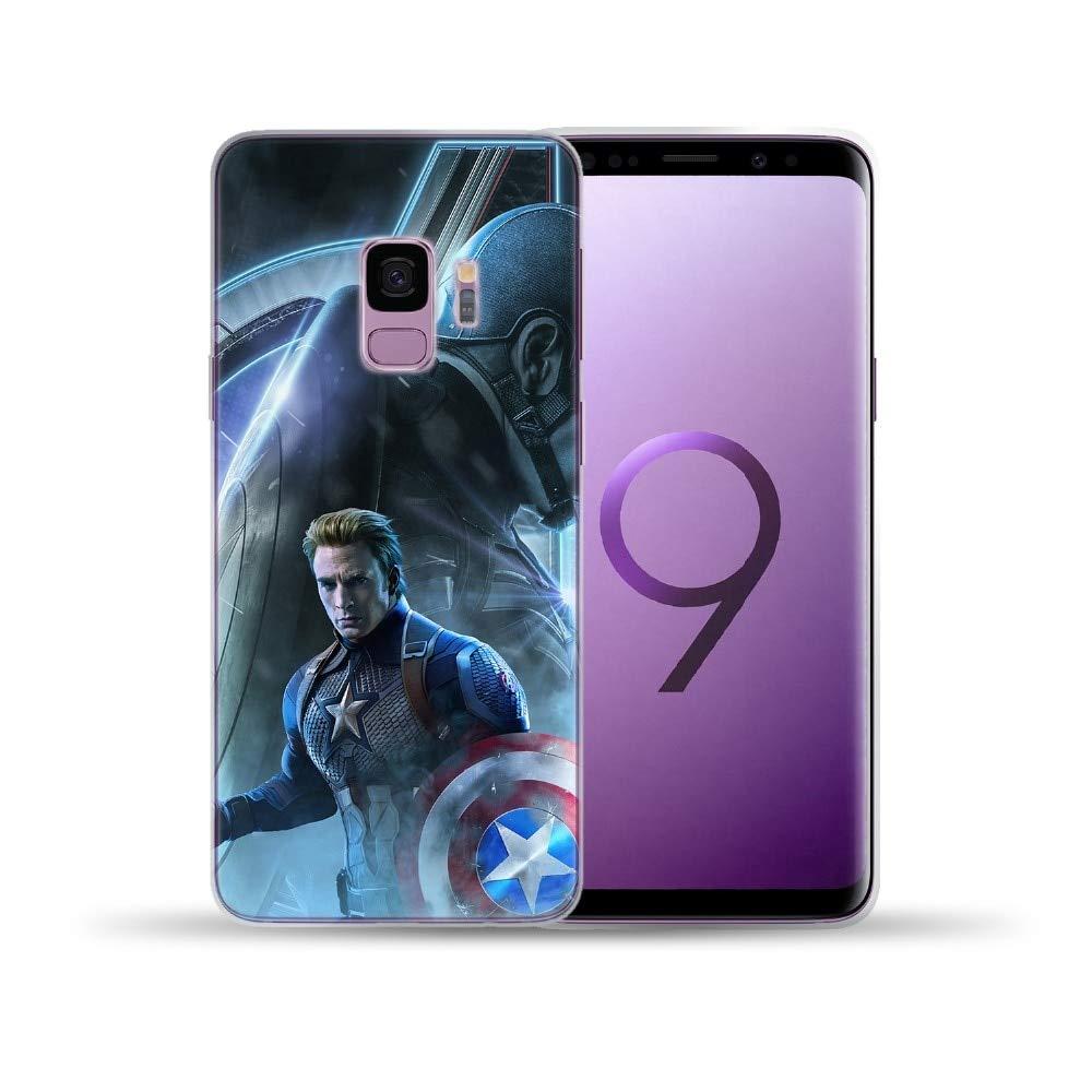 Amazon.com: Phone Case - Avengers 4 Endgame Soft TPU Case ...
