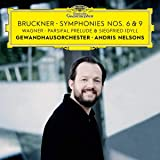 Bruckner: Symphonies Nos. 6 & 9; Wagner: Siegfried Idyll; Parsifal Pre [2 CD]