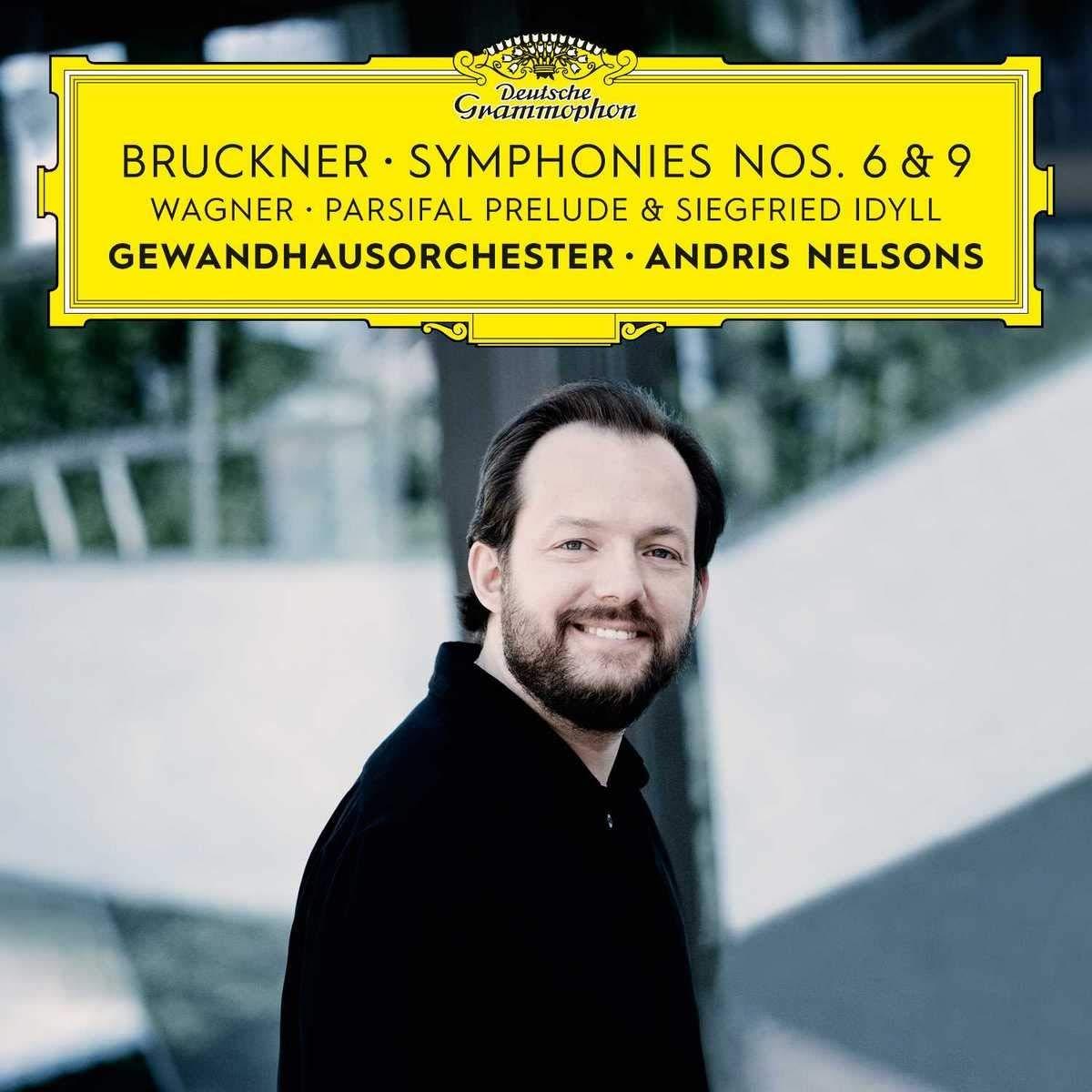 Bruckner : symphonies 6 & 9