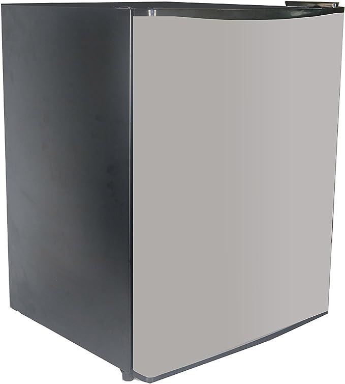 Amazon.com: SPT rf-245ss 2,4 Cu. pies compacto nevera, acero ...