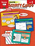 TEC61413 Activity Cards for Early Finishers : Math (Grade 3), The Mailbox Books Staff, 1612764908