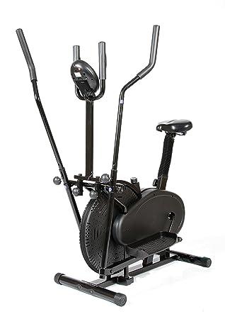Bicicleta eliptica o remo