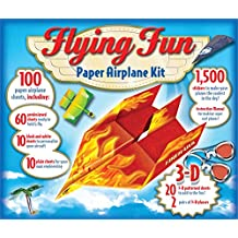 Flying Fun Paper Airplane Kit