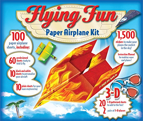 Paper Airplanes Activity Book - 7