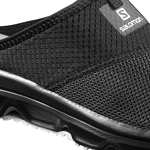 Trail Slide Running black Uomo white ebony 4 0 Nero Da Scarpe Salomon Rx YfgBOU0c