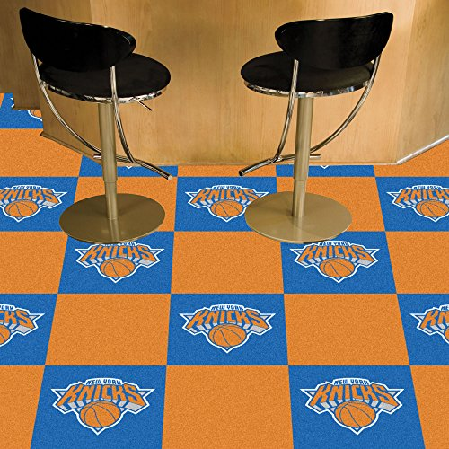 Fanmats NBA 18 x 18 in. Carpet Tiles by Fanmats