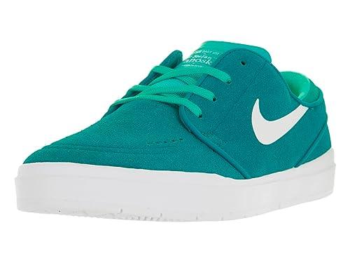 NIKE SB Zoom Janoski Zapatillas para Mujeres Verde Zapatos