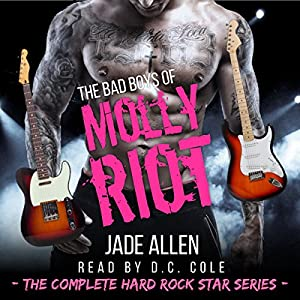 The Bad Boys of Molly Riot Audiobook
