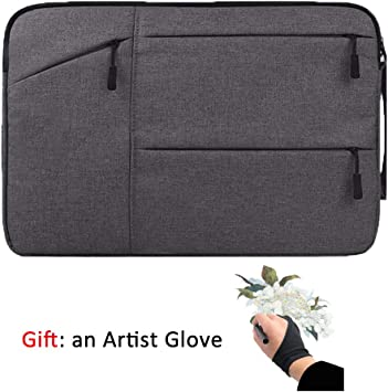 Glove Cables Huion H610 Pro Graphic Drawing Tablet With Carrying Bag Pen