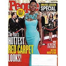 Lupita Nyong'o - February, 2014 People Magazine Awards Season Special