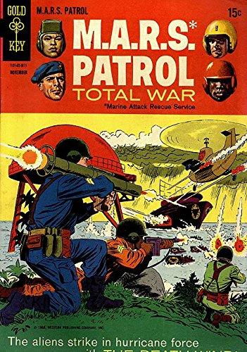 M.A.R.S. Patrol Total War (1966 series) #7
