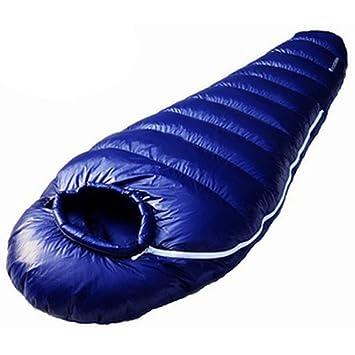 Xin S Momias 15 Grados Abajo Sacos De Dormir Abajo Clima Frío Ultraligero Paquete De 3 Cuartos Camping Y Mochila Salvajes Perfectos.