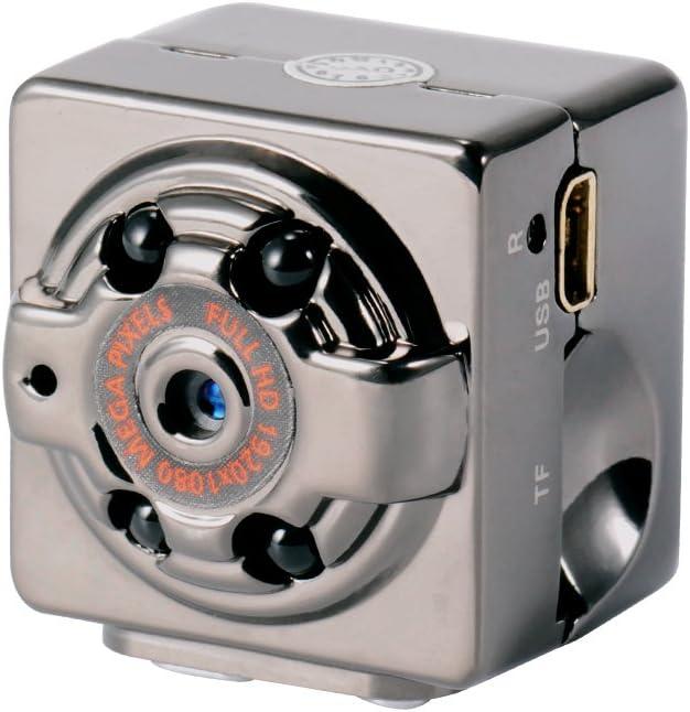SQ8 mini 12MP DV cámara Digital HD 1080p DVR Dash cámara de visión nocturna sensor de movimiento videocámara tarjeta Supprot TF RC603