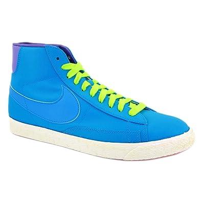 e078d7fd8b Nike Blazer High Vintage ND 375722 441 Mens Laced Nylon Trainers Blue - 9:  Amazon.co.uk: Shoes & Bags