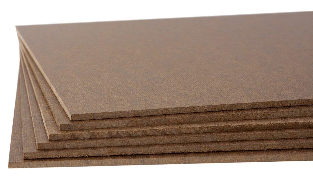 Jack Richeson High Density Tempered Hardboard(6 pack) ,  9x12